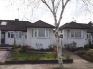 Bungalow for sale in Derwent Avenue...