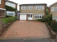 4 bedroom Detached home for sale in Forest Close...