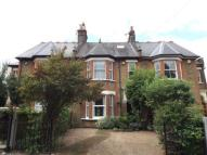 Terraced property in Whitehall Road...