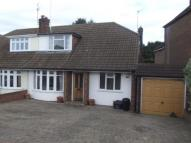 3 bedroom Bungalow in Newlands Road...