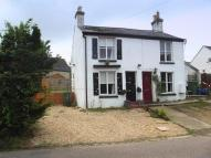 semi detached house for sale in Main Road, Porchfield...