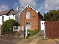 Detached property in Solent View Road, Cowes...
