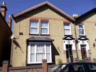 3 bed semi detached house in Mayfield Road...