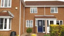 Terraced home for sale in Churchwood Drive...