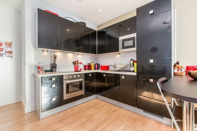 Open Lounge/Kitchen/