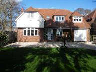 Detached house for sale in Rollestone Road, Holbury...