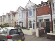 Terraced property in Chichester Road...