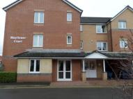 1 bed Retirement Property in Mayflower Court...