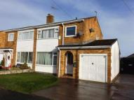 semi detached house in Gors Road, Towyn...