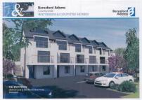 3 bed new development for sale in Tai Dyffryn, Abersoch...