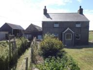 Detached home for sale in Llangwnadl, Gwynedd