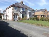 semi detached property in Penrhos Road, Bangor...