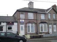 Terraced house for sale in Penrhosgarnedd, Bangor...