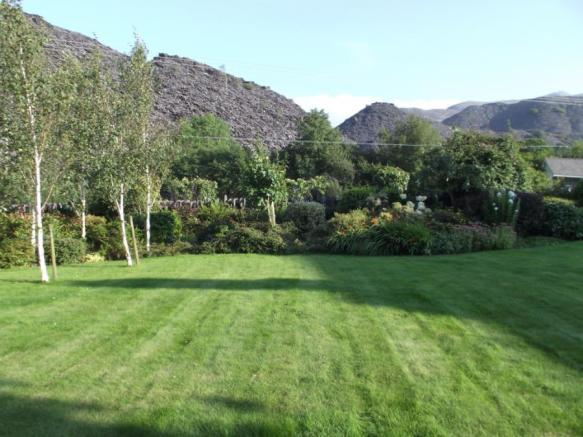 Lawn and View