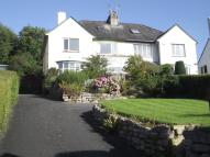 4 bedroom semi detached property for sale in Siliwen Road, Bangor...
