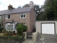 3 bed semi detached property for sale in Pantglas Road, Bethesda...