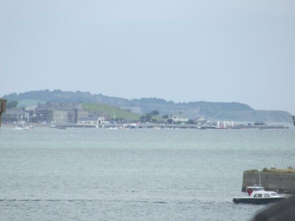 View to Beaumaris