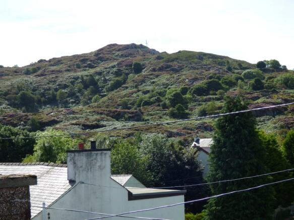 View to Bryn Bigil