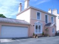4 bed Detached property in North Road, Caernarfon...
