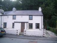 semi detached home for sale in Cwm-y-Glo, Caernarfon...