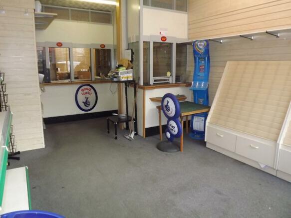 Post office area