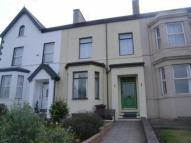 Terraced property for sale in North Road, Caernarfon...