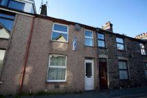 2 bed End of Terrace house in Field Terrace, Llanberis...