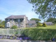 Detached house for sale in Clynnog Road, Pontllyfni...