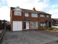 4 bed semi detached property for sale in Broughton Hall Road...