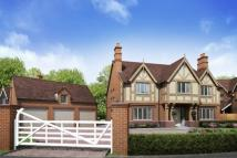 new home in Stretton Green...