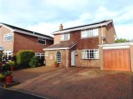 4 bedroom Detached property for sale in Meadow Close, Farndon...