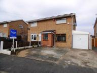 2 bed semi detached property in Parkfield Road...