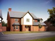5 bed new property for sale in Crown Park, Chester...
