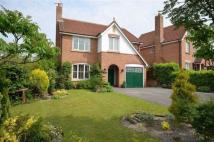 4 bed Detached home for sale in Fron Heulog, Hawarden...