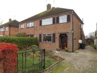 3 bedroom semi detached home for sale in Haslin Crescent...