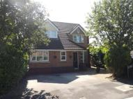 Detached house in Woodfield Close...