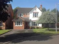Detached house in Dol Awel, Hawarden...