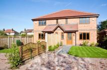 3 bedroom new home in Lakeside Close, Upton...