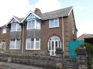 3 bedroom semi detached house for sale in Station Road, Old Colwyn...