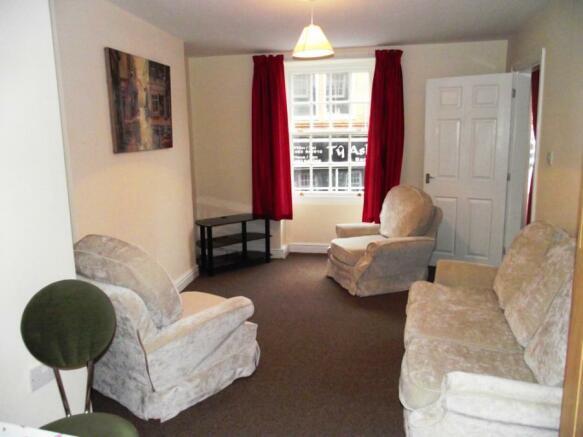Flat 1 Lounge Area