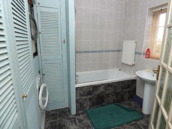 Bathroom & Utility A