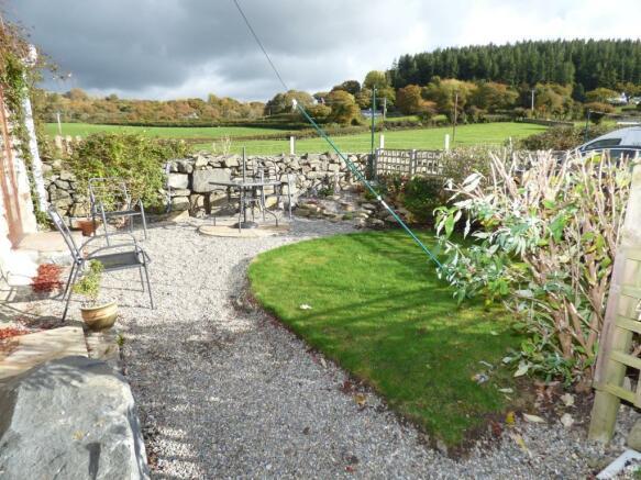 Property Garden Area