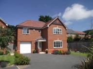 4 bedroom Detached house for sale in Llys Onnen...