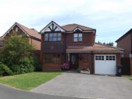 4 bed Detached property for sale in Ffordd Cae Canol...