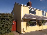 semi detached property for sale in Bryn Coch Cottages...