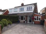3 bed semi detached property in Brushwood Avenue, Flint...
