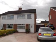 semi detached property in Kingsbury Close, Flint...