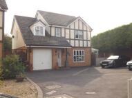 Detached house for sale in Llys Merllyn, Bagillt...