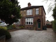 3 bed semi detached property in London Road...