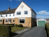 3 bed semi detached property in Rees Crescent...